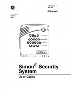 ge interlogix simon 2 3 helpdesk ls security residential and rh lssecurity ca ge simon version 3 user manual ge iti simon 3 manual