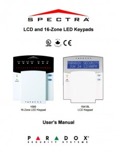 paradox 1728 1738 lcd helpdesk ls security residential and rh lssecurity ca paradox spectra 1738 installation manual spectra 1738 user manual